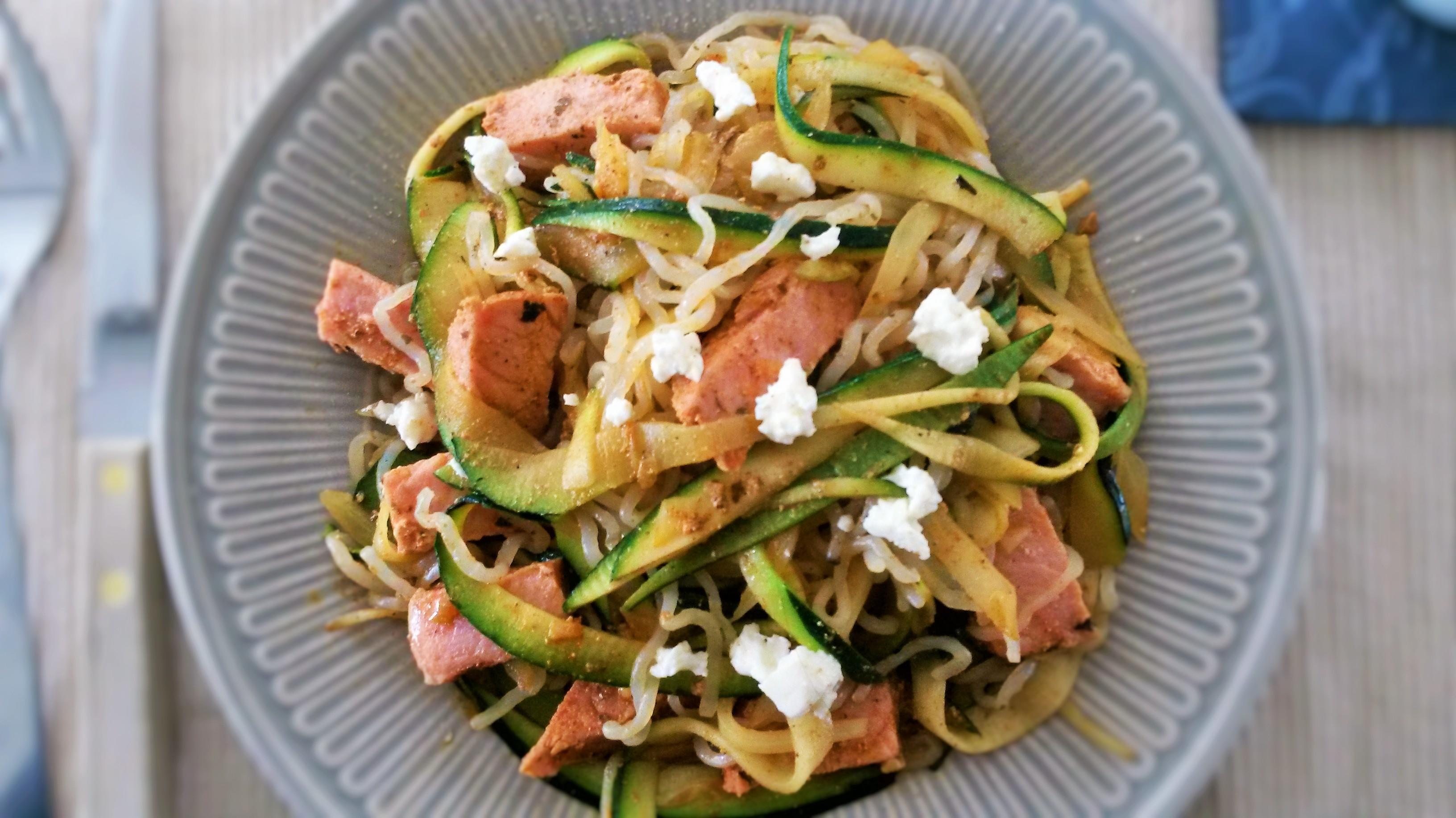 pasta recepten met groenten